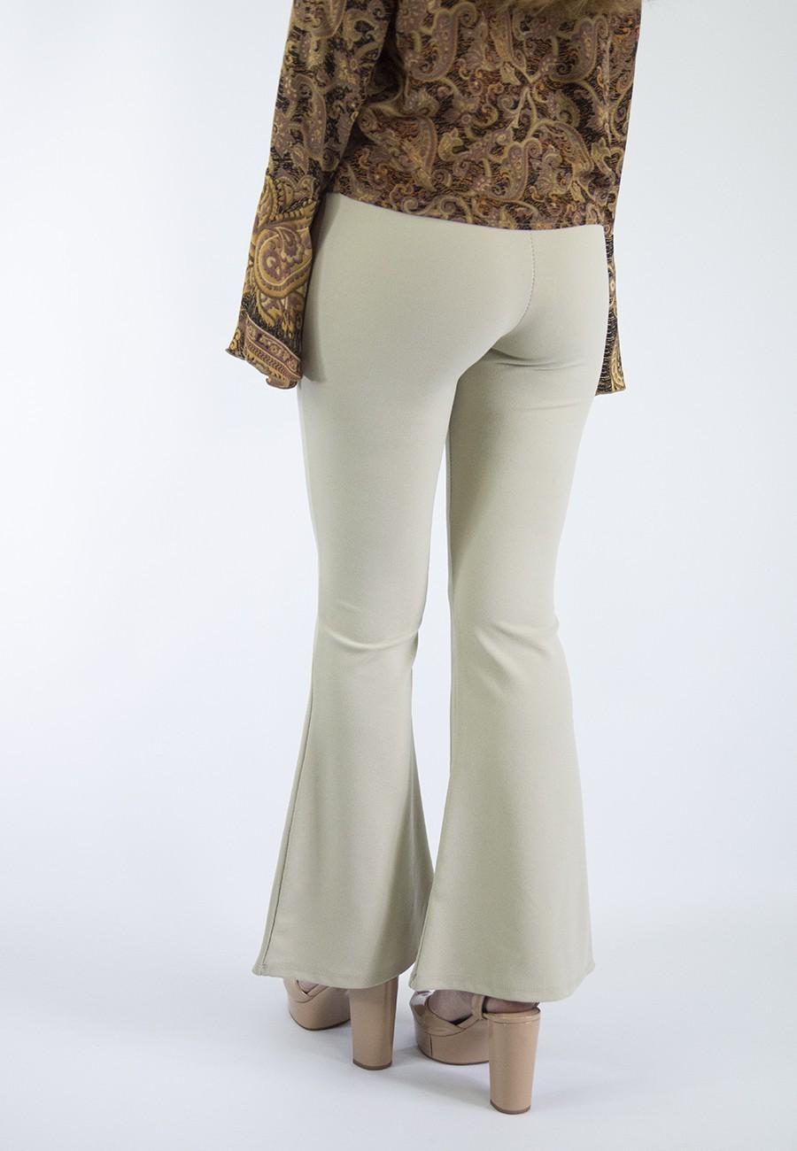 Pantalón paros  beige