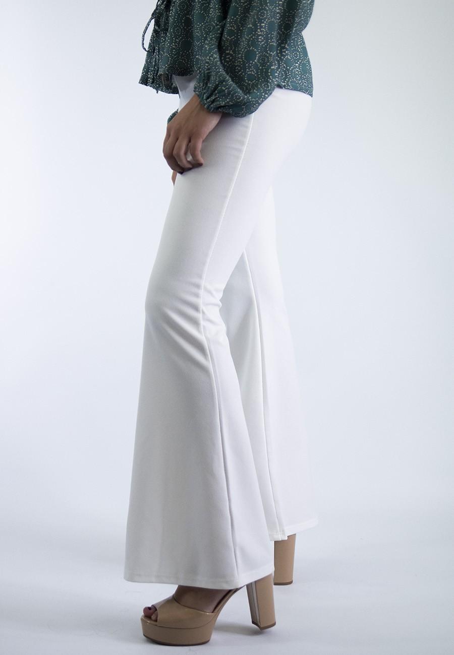 Pantalón paros blanco