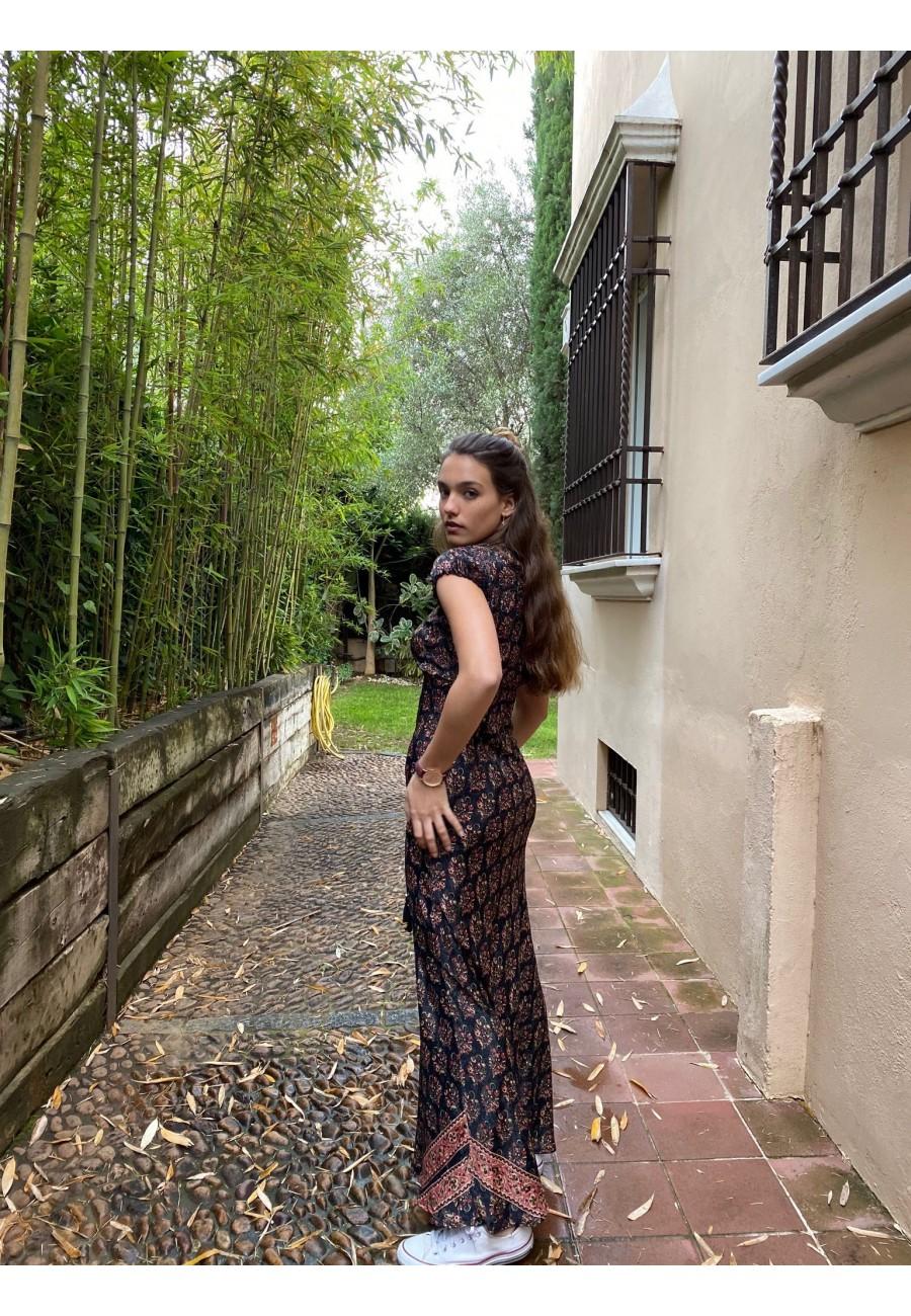 Vestido Largo Venecia