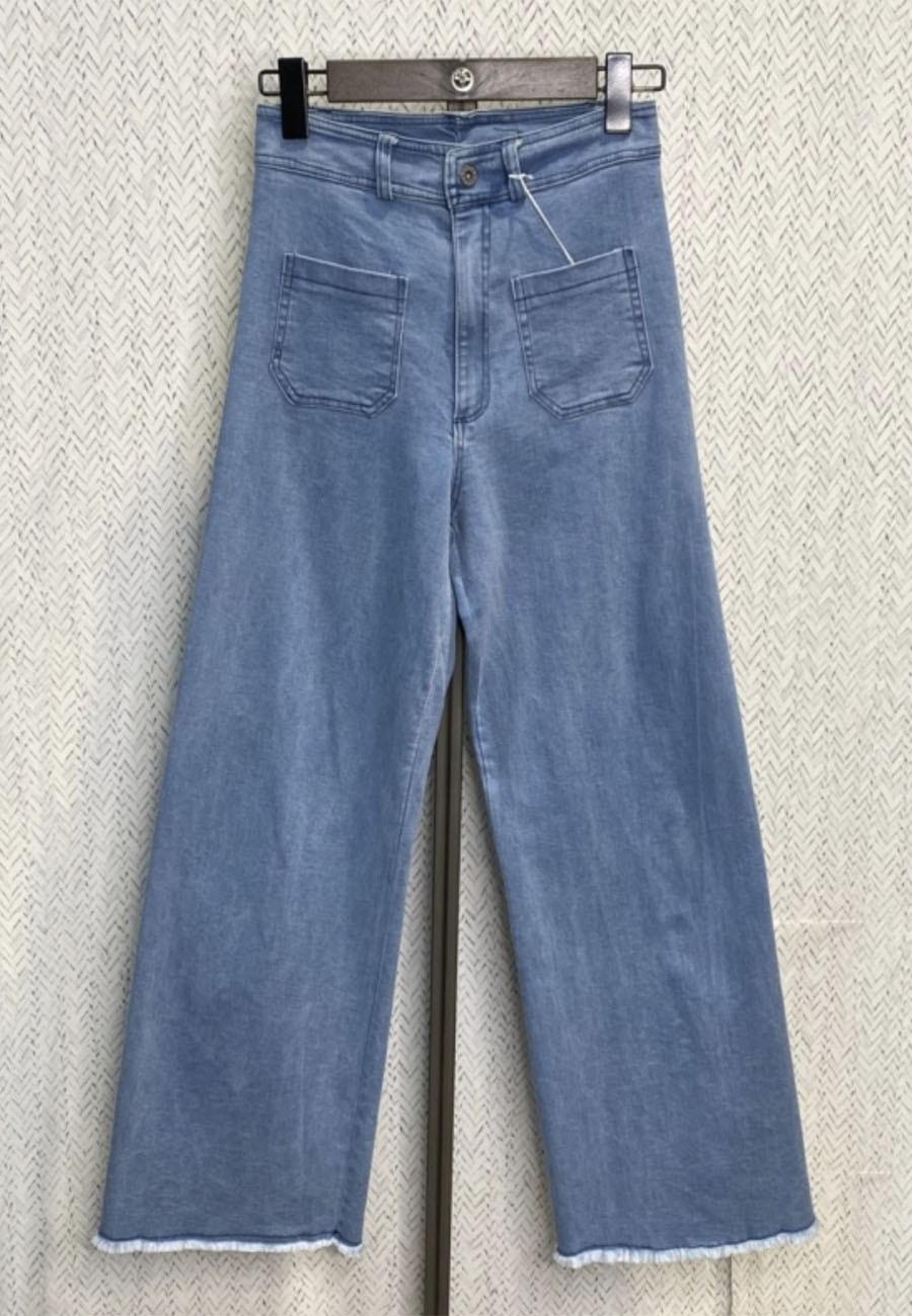 Jeans jolie culotte