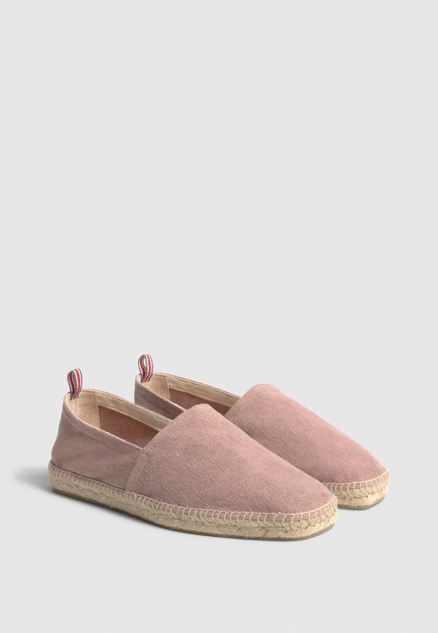 PABLO. Alpargata Dusty Pink