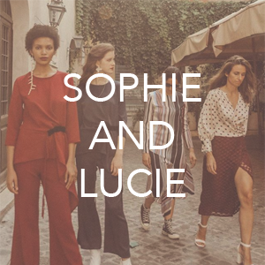 Sophie and Lucie